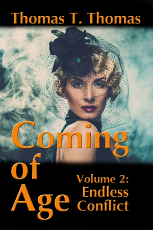 Coming of Age, Volume 2 Cover