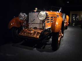 Hispano-Suiza from Front