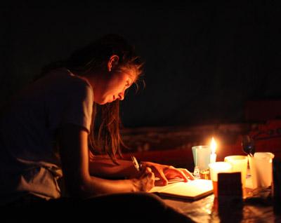 Midnight writer