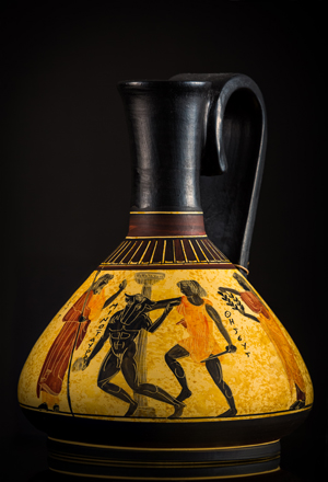 Minotaur vase