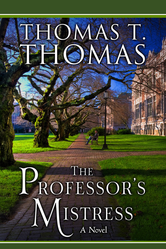 The Professor's Mistress Cover