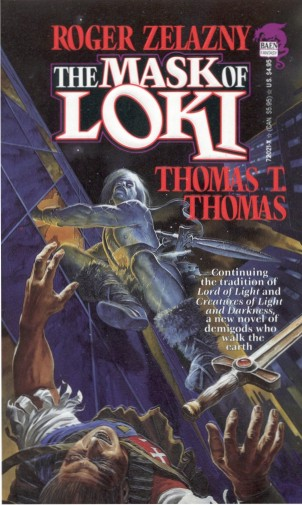 Mask of Loki Cover